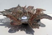 Alison Nicholson - leaf bowl