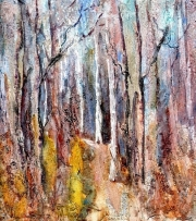 Celia Olsson - Woodland Path