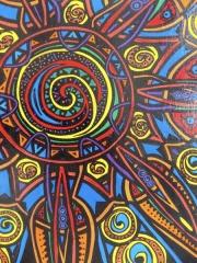 Joanna Sellors - Pin Wheel