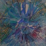 Penelope Florance - Study in Blue