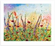 Ruth Bateman - 'Poppy fields'