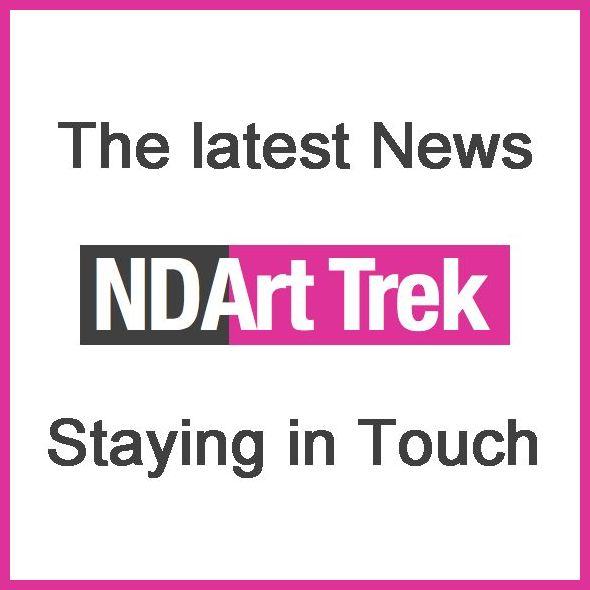 New Website for NDArt Trek
