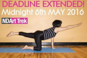 NdArt Trek Deadline